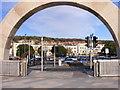 ST3161 : Weston Arch by Gordon Griffiths