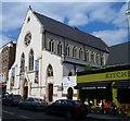 TQ2481 : Notting Hill Community Church, London W11 by Jaggery