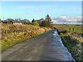 SJ9890 : Sandhill Lane by David Dixon