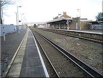 TR3752 : Deal railway station, Kent by Nigel Thompson