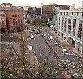 SK5639 : Nottingham, NG1 - Maid Marian Way by David Hallam-Jones