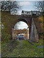 SD8500 : Collyhurst Viaduct by David Dixon