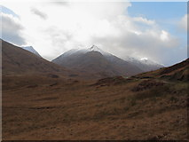 NM9891 : View towards Sgurr Thuilm by Doug Lee