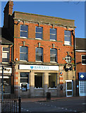 SK3950 : Ripley - Barclays Bank by Dave Bevis