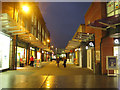 NY0028 : Campbell Savours Way, Washington Square Shopping Centre, Workington by Graham Robson