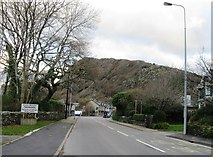 SH5639 : Entrance to Tremadog by Alex McGregor