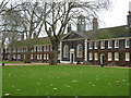 TQ3383 : The Geffrye Museum, London by pam fray