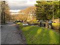 SJ9689 : Peak Forest Canal, Lock#9 at Marple by David Dixon
