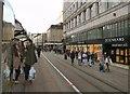 SJ8498 : Market Street, Manchester by Gerald England