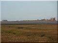 SD2363 : Piel Island from Walney Island by Alexander P Kapp