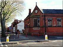SK3436 : Derby - Vernon Street by David Hallam-Jones