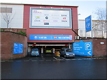 NS3421 : Shopping Centre Car Parking by Billy McCrorie