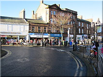 NS3321 : Alloway Street, Ayr by Billy McCrorie