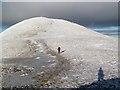 NY2627 : Skiddaw Little Man by Walter Baxter