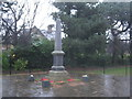 NZ4214 : War memorial, Eaglescliffe by Jonathan Thacker