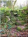 SX7781 : Stone stile above Hammerslake by Derek Harper