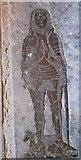 TQ9245 : Nicholas Dering, St Nicholas' church, Pluckley by Julian P Guffogg