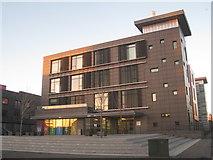 NZ4920 : New developments in Bridge Street West (1) by Jonathan Thacker