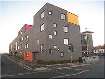 NZ4920 : New developments in Bridge Street West (2) by Jonathan Thacker