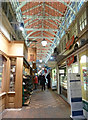 SP5106 : The Covered Market, Oxford by Chris Allen