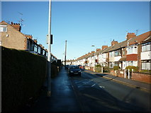 TA0832 : Etherington Drive off Beverley Road, Hull by Ian S