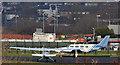 J4973 : Aircraft, Newtownards (1) by Albert Bridge