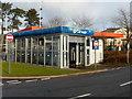 SS9082 : Sainsbury's car wash, The Derwen near Bridgend  by Jaggery
