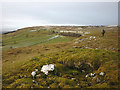 NY6609 : Bronze Age round cairn, Little Kinmond by Karl and Ali