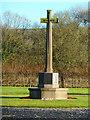 SD7237 : War Memorial, Calderstones Military Cemetery by Alexander P Kapp