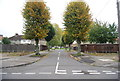 TQ3697 : Leys Road West by N Chadwick