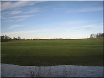 NZ3024 : Near Ricknall Grange by Jonathan Thacker