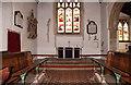 TL6669 : St Margaret, Chippenham - Chancel by John Salmon