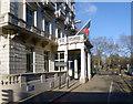 TQ2779 : The Kuwait Embassy by Des Blenkinsopp