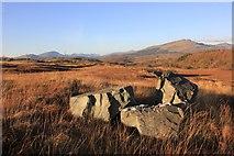 SH6737 : View Across Snowdonia by Jeff Buck