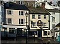 SX9256 : Buildings by Brixham harbour by Derek Harper