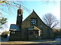 SD8210 : St George's Church, Heap Bridge by Alexander P Kapp