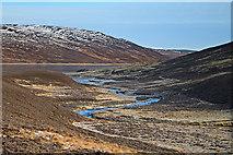 NN6664 : View towards Loch Errochty by William Starkey