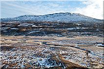 NN6463 : View towards Carn Fiaclach by William Starkey