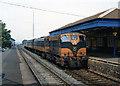 O2246 : Train at Malahide station - 1989 by The Carlisle Kid