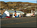 NG3863 : Uig Community Shop and Filling Station by Dave Fergusson
