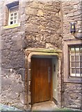 NT2573 : Davie Hume's front door by kim traynor