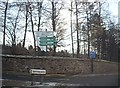NS8096 : Access to the University of Stirling by Stanley Howe