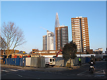 TQ3279 : Demolition of Valentine's by Stephen Craven