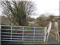 ST1187 : Barrier on Taff Trail/Celtic Trail by John Light