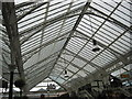 NZ3669 : Restored Roof at Tynemouth Station by Les Hull