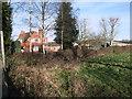 SU1894 : Pentylands Farm, near Highworth by Vieve Forward