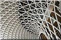 TQ3083 : King's Cross Station, London N1 by Christine Matthews