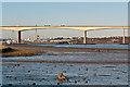 TM1740 : Orwell Bridge by Ian Capper