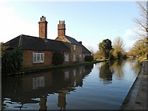 SP3065 : Myton-Grand Union Canal by Ian Rob
