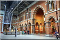 TQ3082 : St Pancras Station, London N1 by Christine Matthews